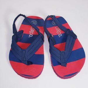 Circo Thong Sandals Baby Toddler 5/6 NEW